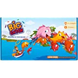 LogicRoots Big Catch Advanced Division Board Game Stem Toy Maths Resource