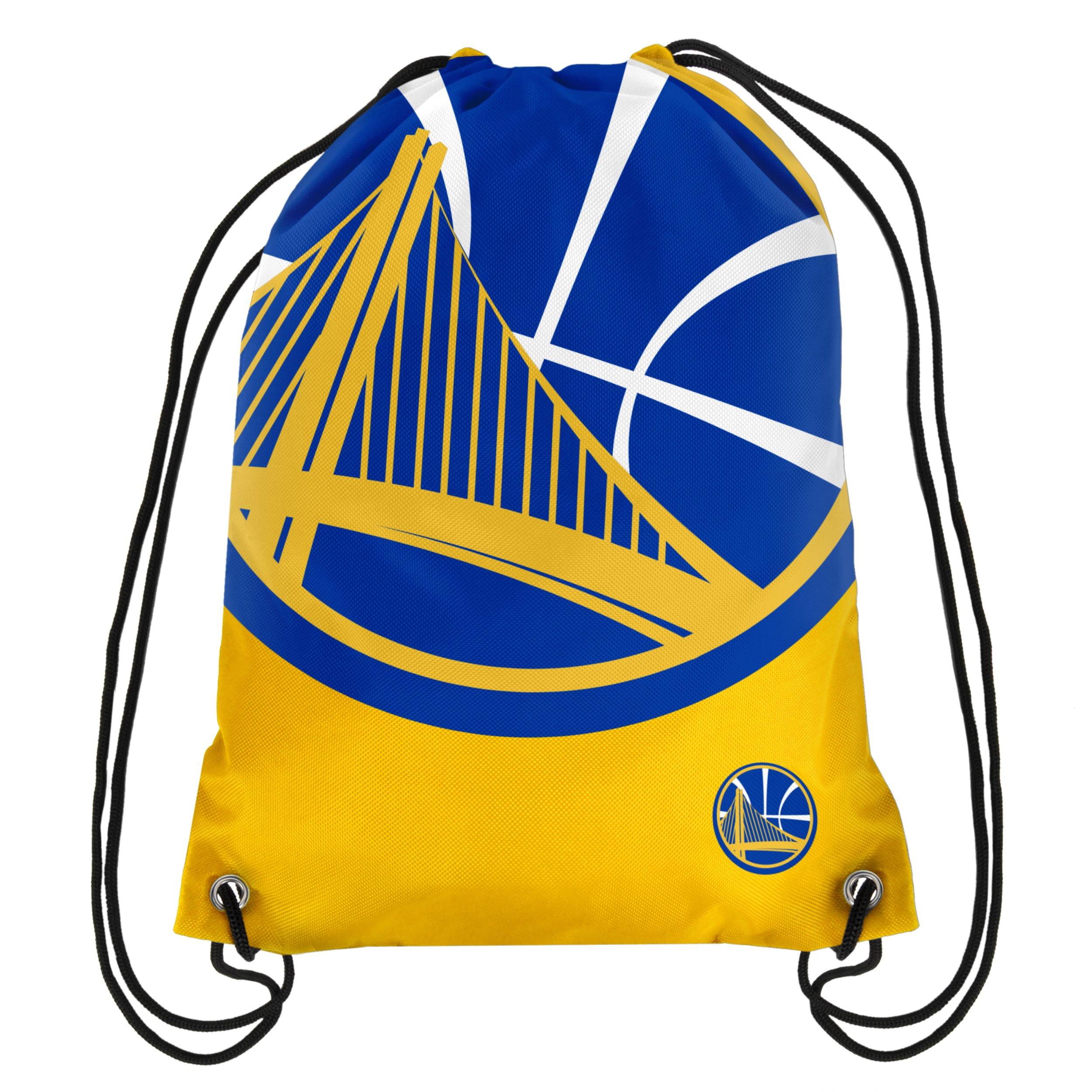 FOCO NBA Golden State Warriorssmu 2015 Modells Drawstring Bag, Golden State Warriors, One Size