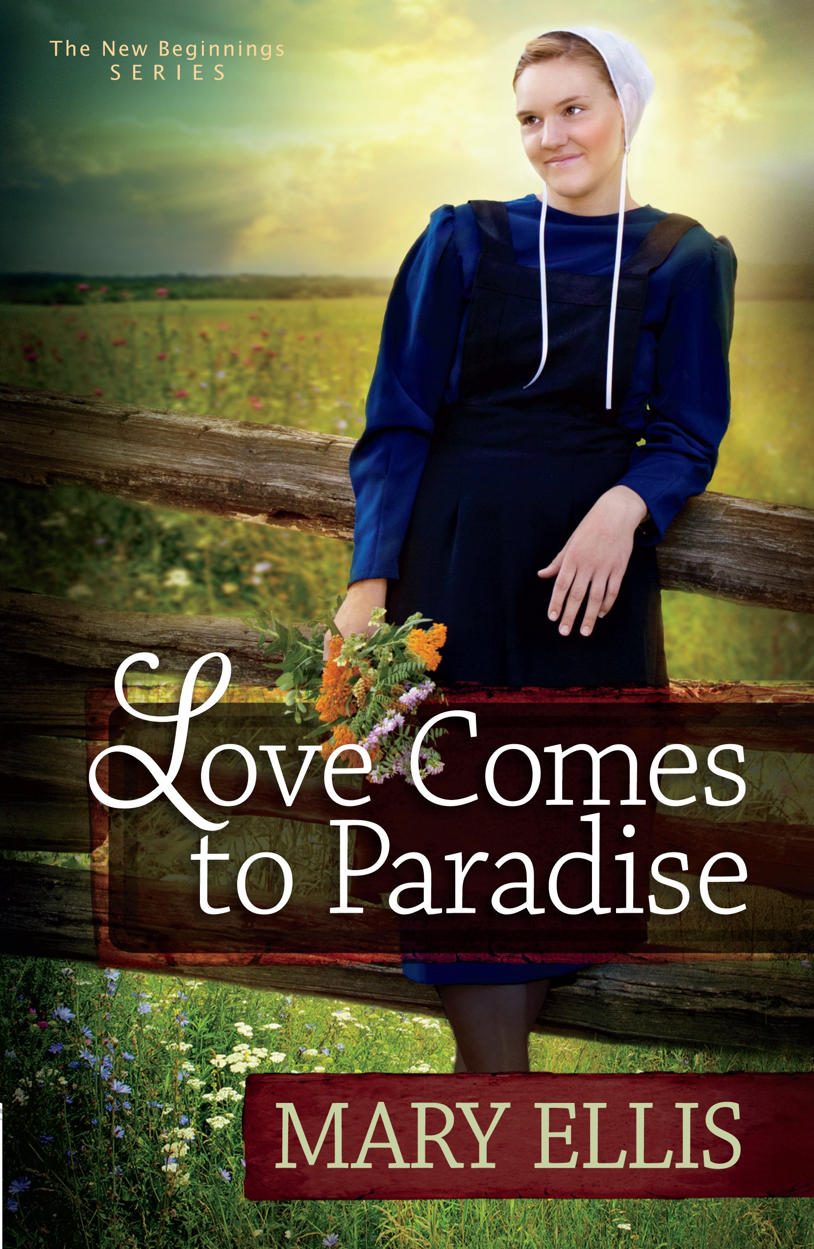 Download Love Comes to Paradise (Thorndike Press large print Christian Romance: The New Beginnings) ebook