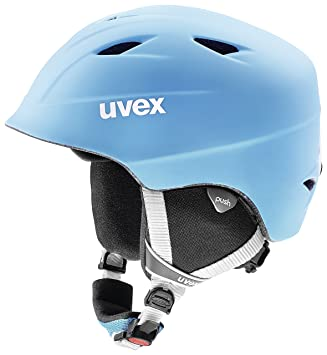 Uvex airwing 2 Pro Esquiar, Snowboard Azul, Blanco - Cascos de protección para Deportes