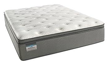 Amazon Com Simmons Beautysleep Plush Pillow Top 450 Queen