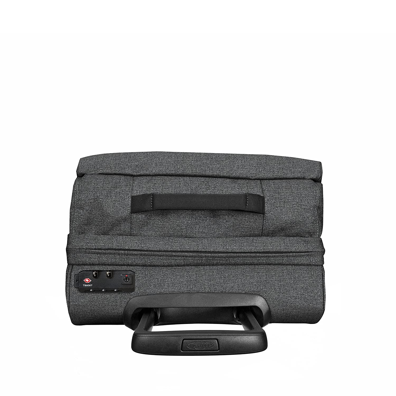 Eastpak Trans4 L Valise Black Denim 75 cm Gris 80 L