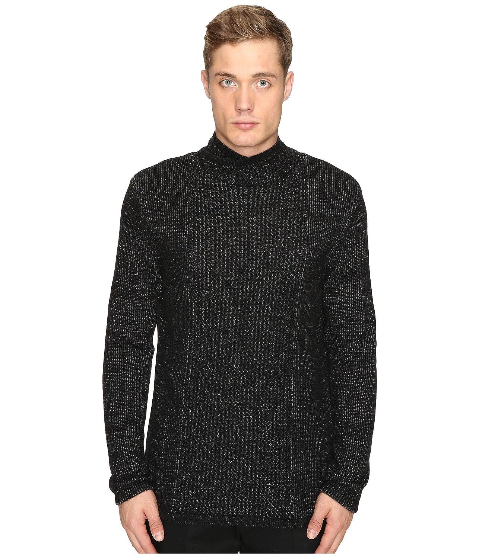 マティエール アウター ニット、セーター Smith Cashmere Blend Cowl Neck Sweater Heather Je hqu [並行輸入品] B075T276TB LG