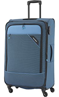 Travelite CABIN 2Rad Bordtrolley, Schwarz, 90237-01 Bagage cabine, 50 cm, 40 liters, Noir (Schwarz)