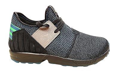 Adidas originali zx flusso più uomini a formatori