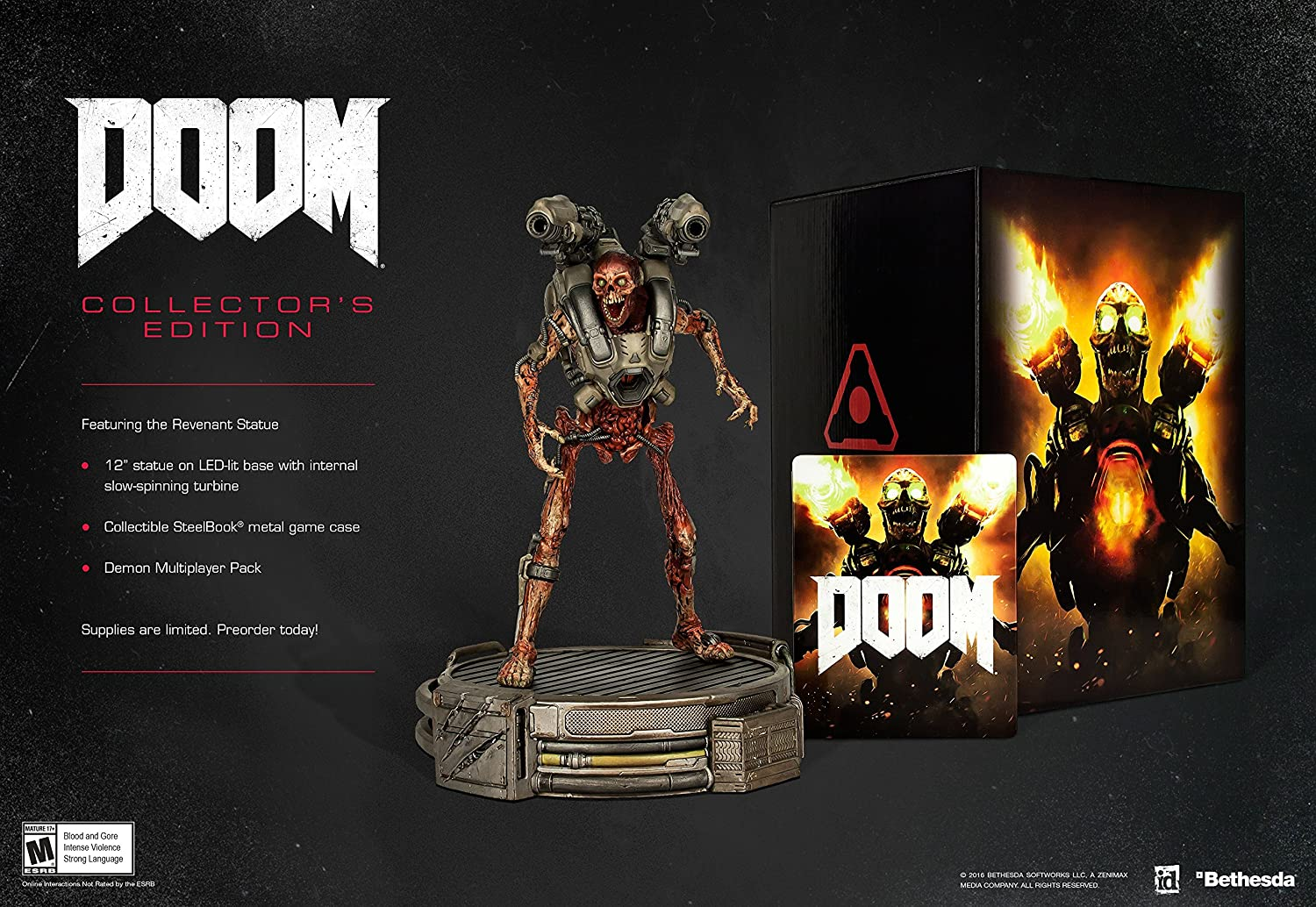 Steelbook The New Colossus No Game Making Things Convenient For The People Creative Wolfenstein Ii