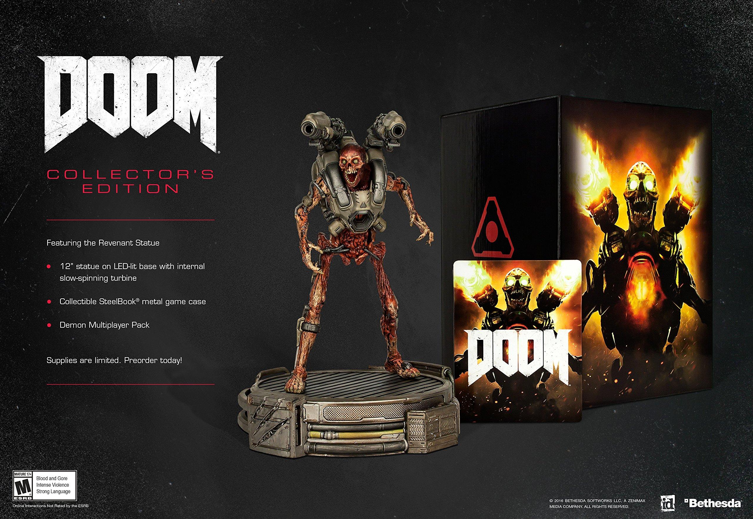Doom: Collector's Edition - Xbox One