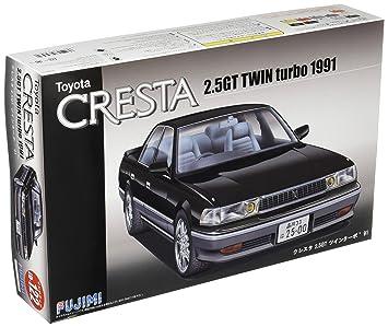 Fujimi modelo de serie de hasta 1./2.4. pulgadas Toyota Cresta 2.,5. GT biturbo de plaestico ID-1.2.2.: Amazon.es: Juguetes y juegos