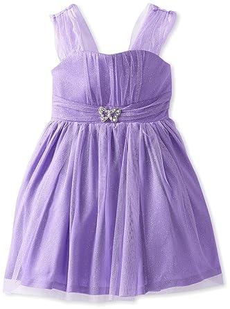 Amazon Amy Byer Big Girls Plus Size Party Dress Purple 205