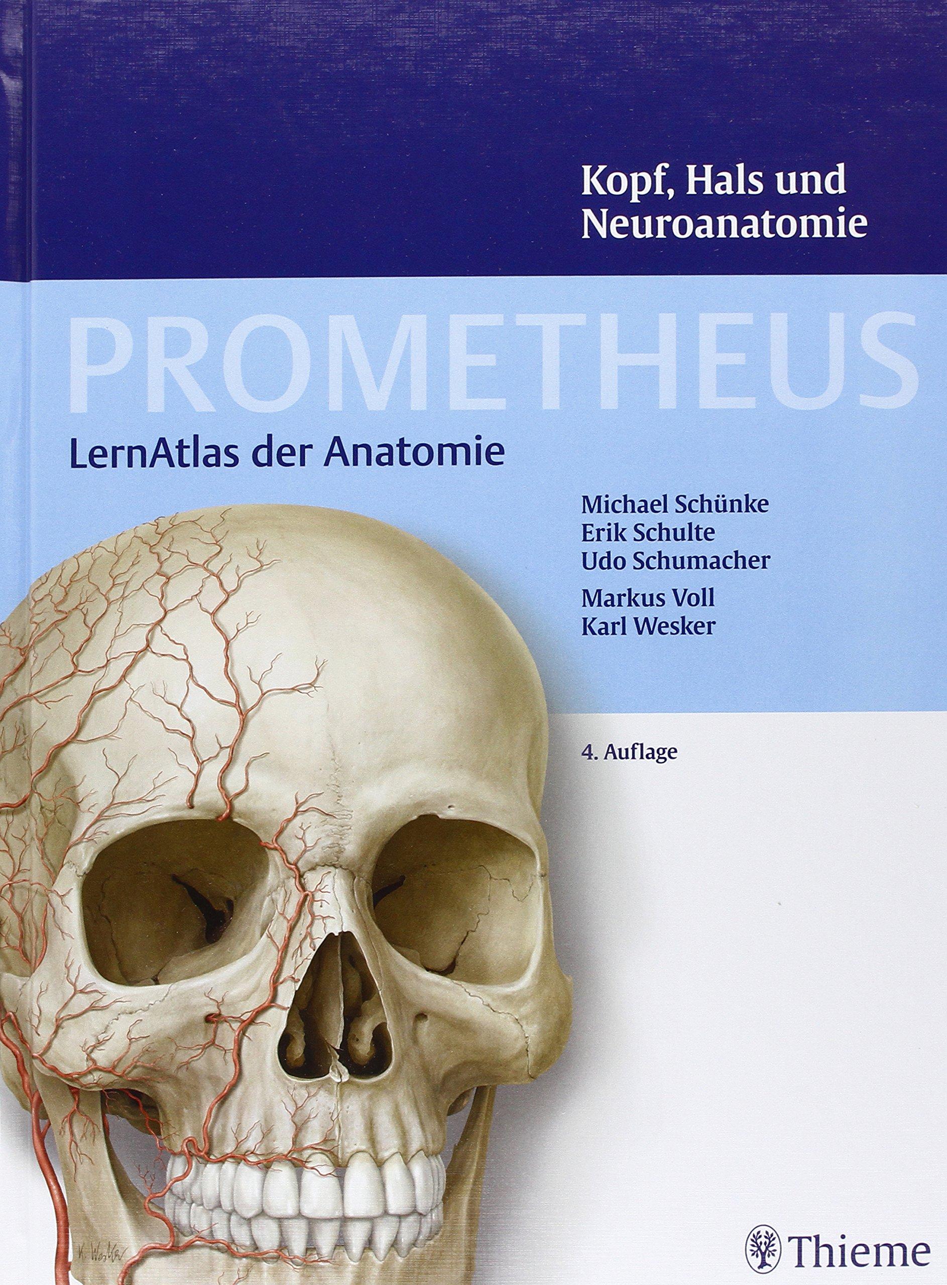 PROMETHEUS LernPaket Anatomie: LernAtlas Anatomie: Amazon.de: Erik ...
