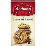 Archway Cookies, Soft Oatmeal Raisin, 9.25 Ounce