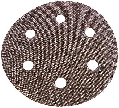 Corundum - 37643 C.S UNITEC 9 Sandpaper // 6 Hole