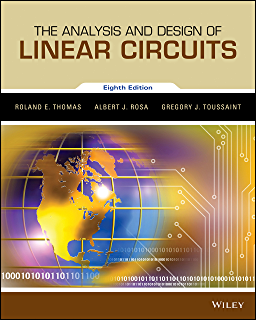 Amazon the analysis and design of linear circuits 7th edition the analysis and design of linear circuits 8th edition fandeluxe Image collections