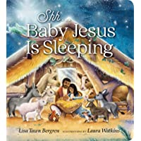 Shh... Baby Jesus Is Sleeping