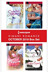 Harlequin Kimani Romance October 2018 Box Set: An Anthology Kindle Edition