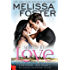Seized by Love (Love in Bloom: The Ryders, Book 1): Blue Ryder