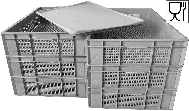 6x Nudelhorde Trockenständer Nudeltrockner Kräutertrocknung 600 X 400 X 80mm Palatis