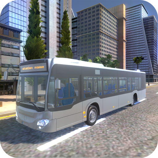 Game: City Bus Parking Driving Simulator 2019