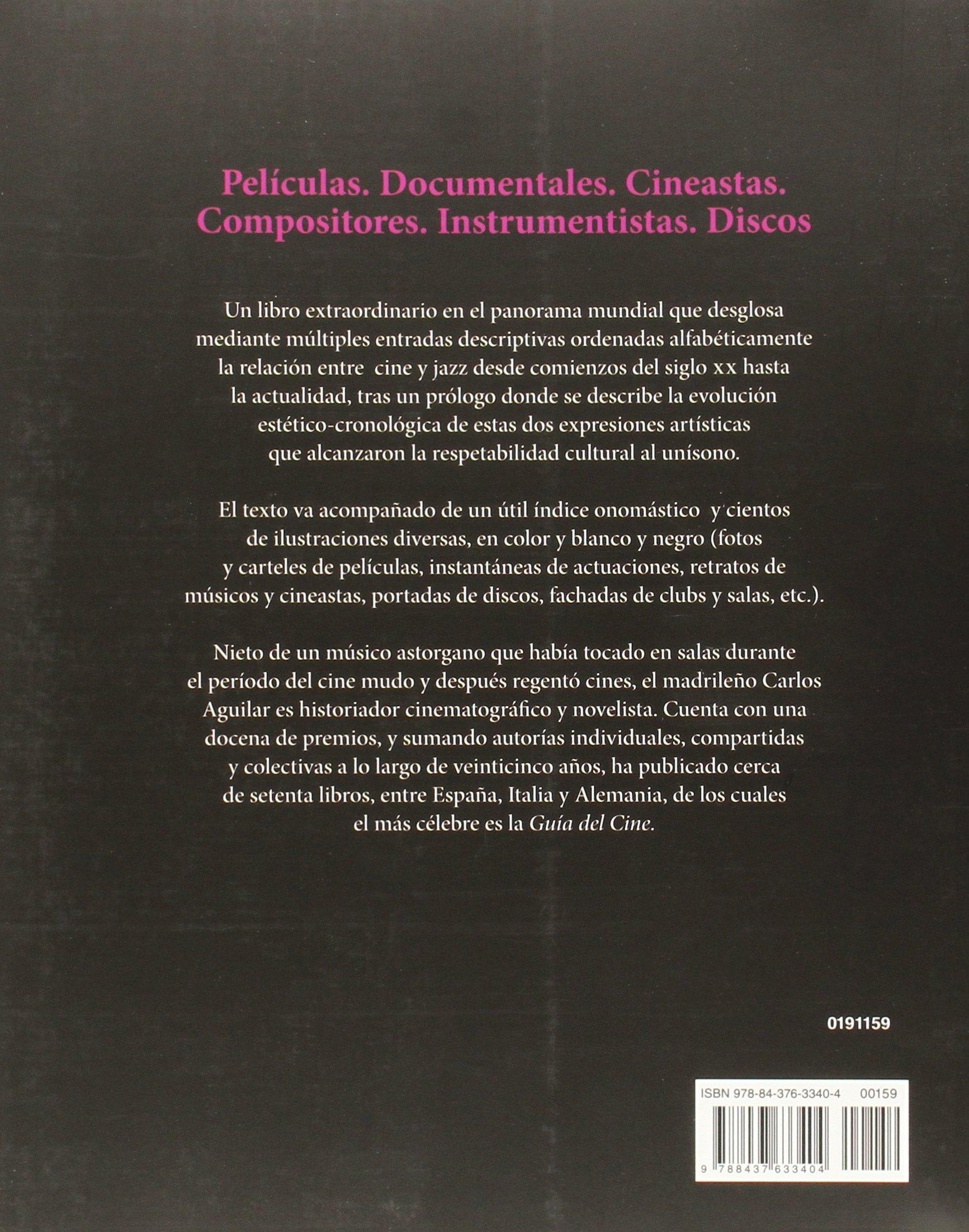 Cine y jazz / Film and jazz (Spanish Edition): Carlos ...
