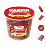 Haribo Maxibox Fav Red Mix Geles Dulces - 600 gr