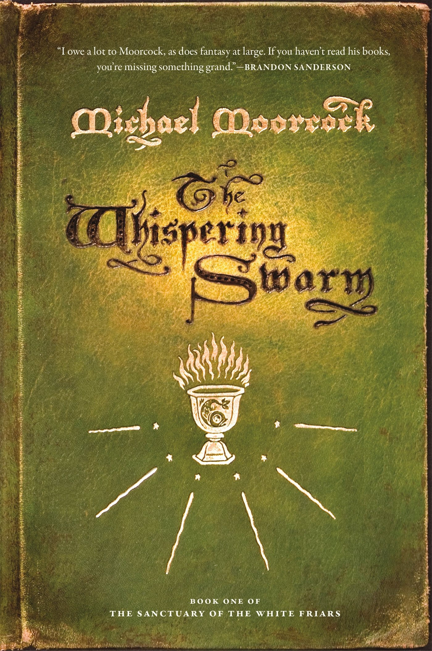 Download The Whispering Swarm: Book One of The Sanctuary of the White Friars pdf epub