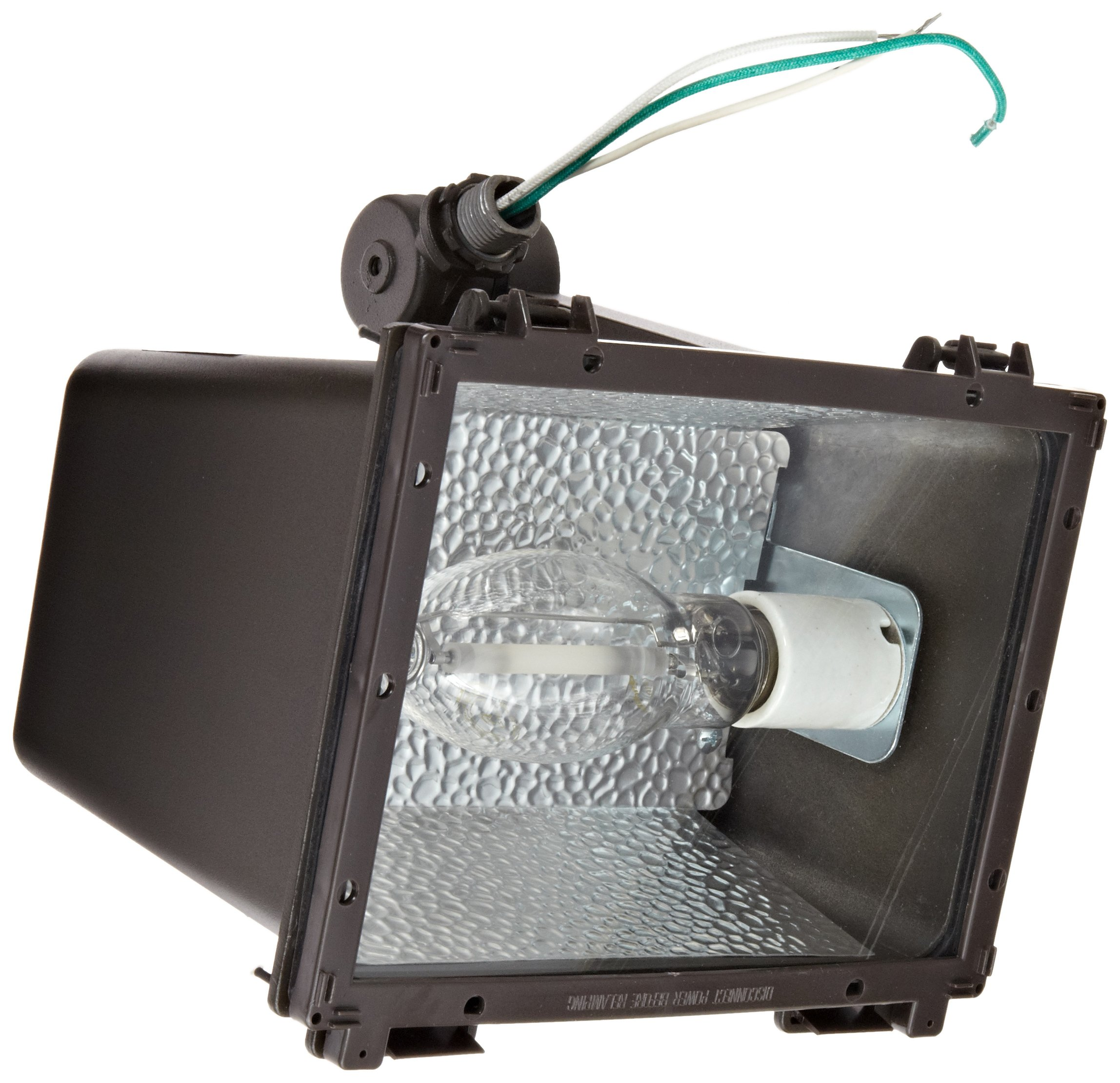 Morris Products 71066 Small Floodlight, HPS Type, Medium Lamp Base, 150 Watts, 120 Volts by Morris Products