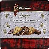Walkers Shortbread Luxury Chocolate Assortment Tin