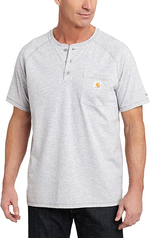 Regular and Big /& Tall Sizes Carhartt Mens Force Cotton Delmont Pocket Polo