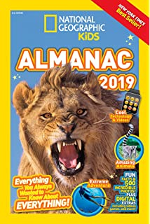 National Geographic Almanac 2019: Hot New Science ...