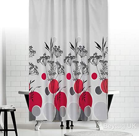 Funky Shower Curtain