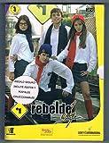 Pack Rebelde Way (Ep. 32-43) [DVD]