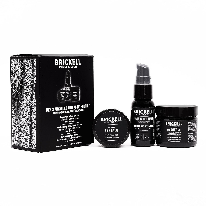 2d1d02e5110e Amazon.com  Brickell Men s Advanced Anti-Aging Routine - Night Face Cream