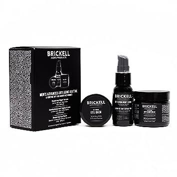617d867de59 Amazon.com  Brickell Men s Advanced Anti-Aging Routine - Night Face ...