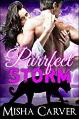 Purrfect Storm: (A Billionaire BBW Shifter Romance) (Purrfect Mates Book 2) Kindle Edition