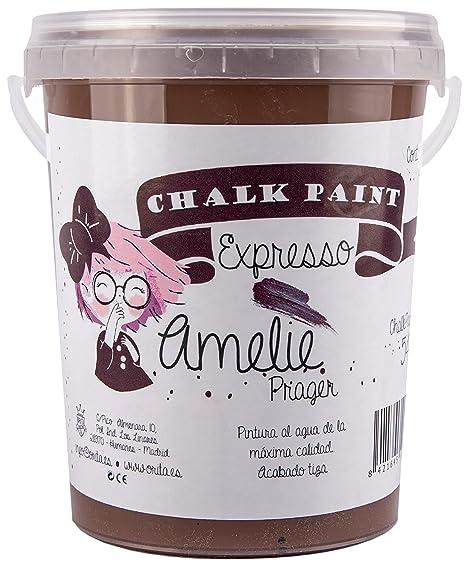 Amelie Prager 1000-54 Pintura a la Tiza, Expresso, 1 l