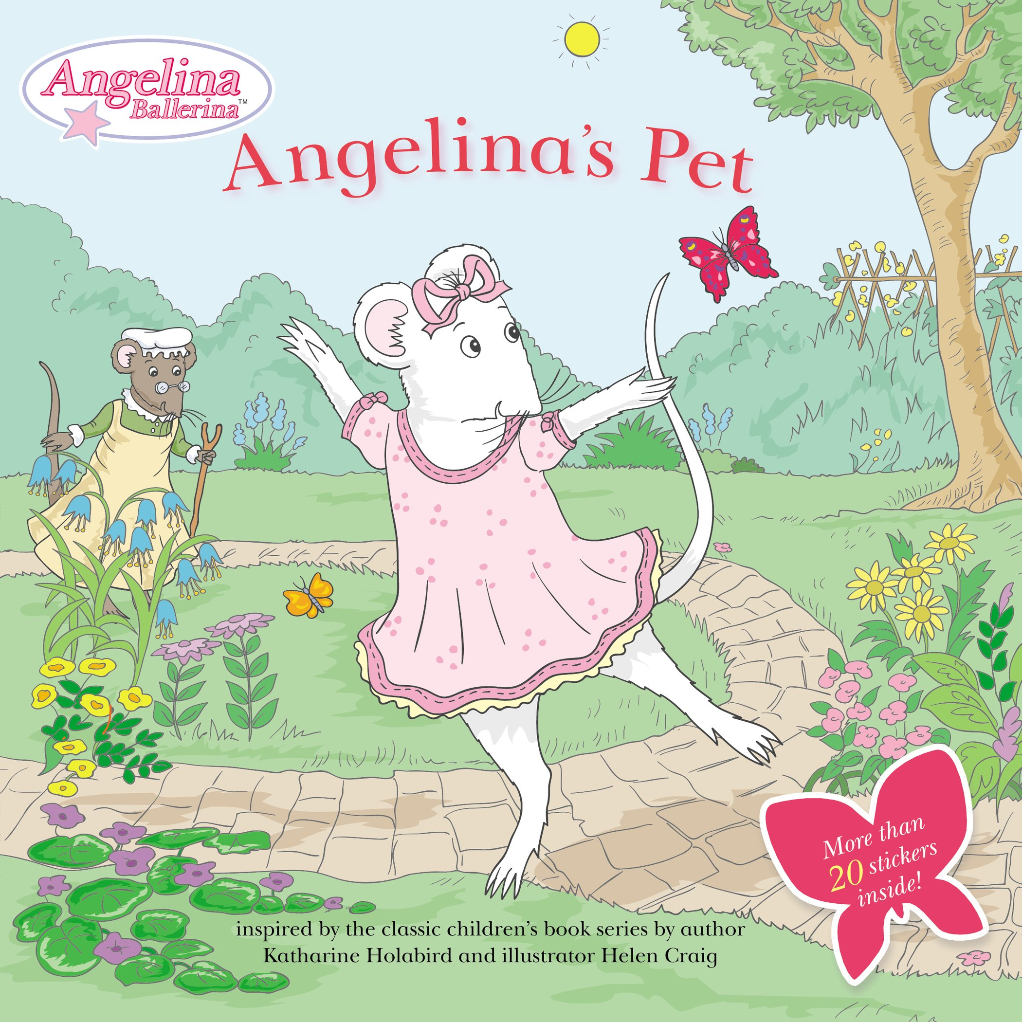 Download Angelina's Pet (Angelina Ballerina) PDF