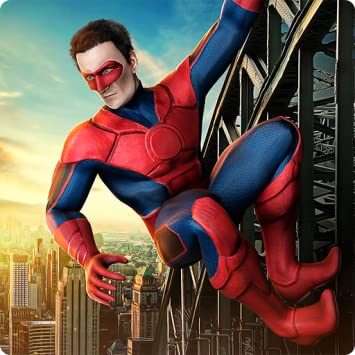 Super Hero Spider Fighting With Crime City Vegas Gangster Mission: Cops Vs  Robbers Chase Criminal Justice Fighting Project 2018