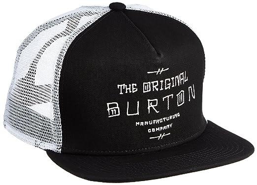 Burton 13751102002 I-80 Snpbk Trkr - Gorra para Hombre, Hombre ...