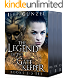 Legend of the Gate Keeper Omnibus: Books 1-3: Land of Shadows, Siege of Night, Lost Empire (The Legend of the Gate Keeper Boxset) (English Edition)