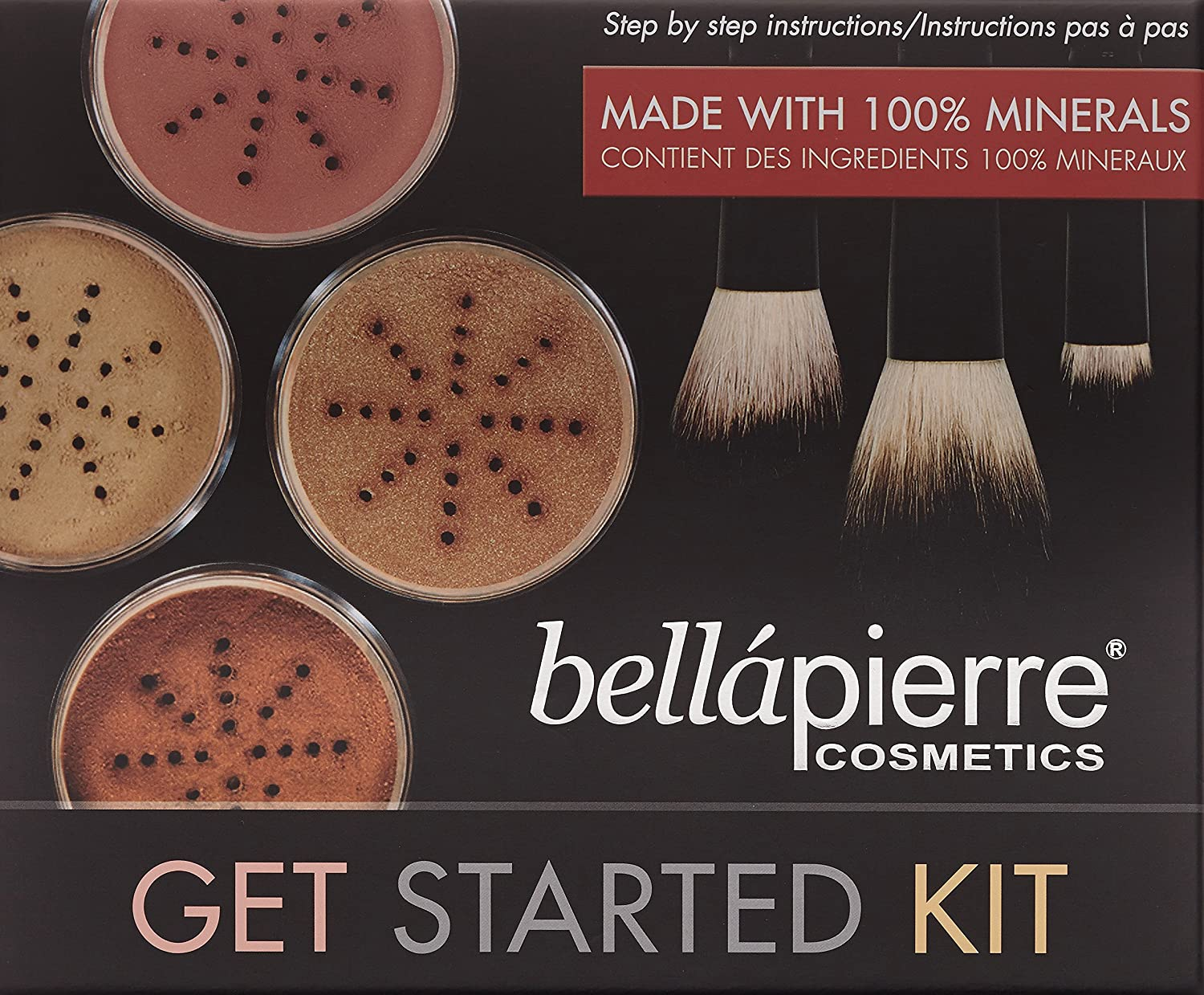 Bella Pierre Starter Kit, Medium, 8-Count