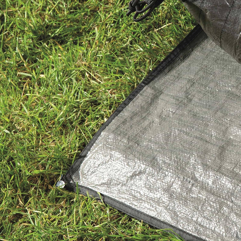 Outwell Fleece Teppich Cruiser 6ac, Grau, One Größe