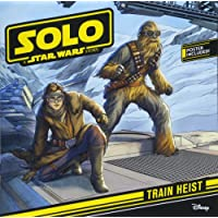 Solo: A Star Wars Story Train Heist