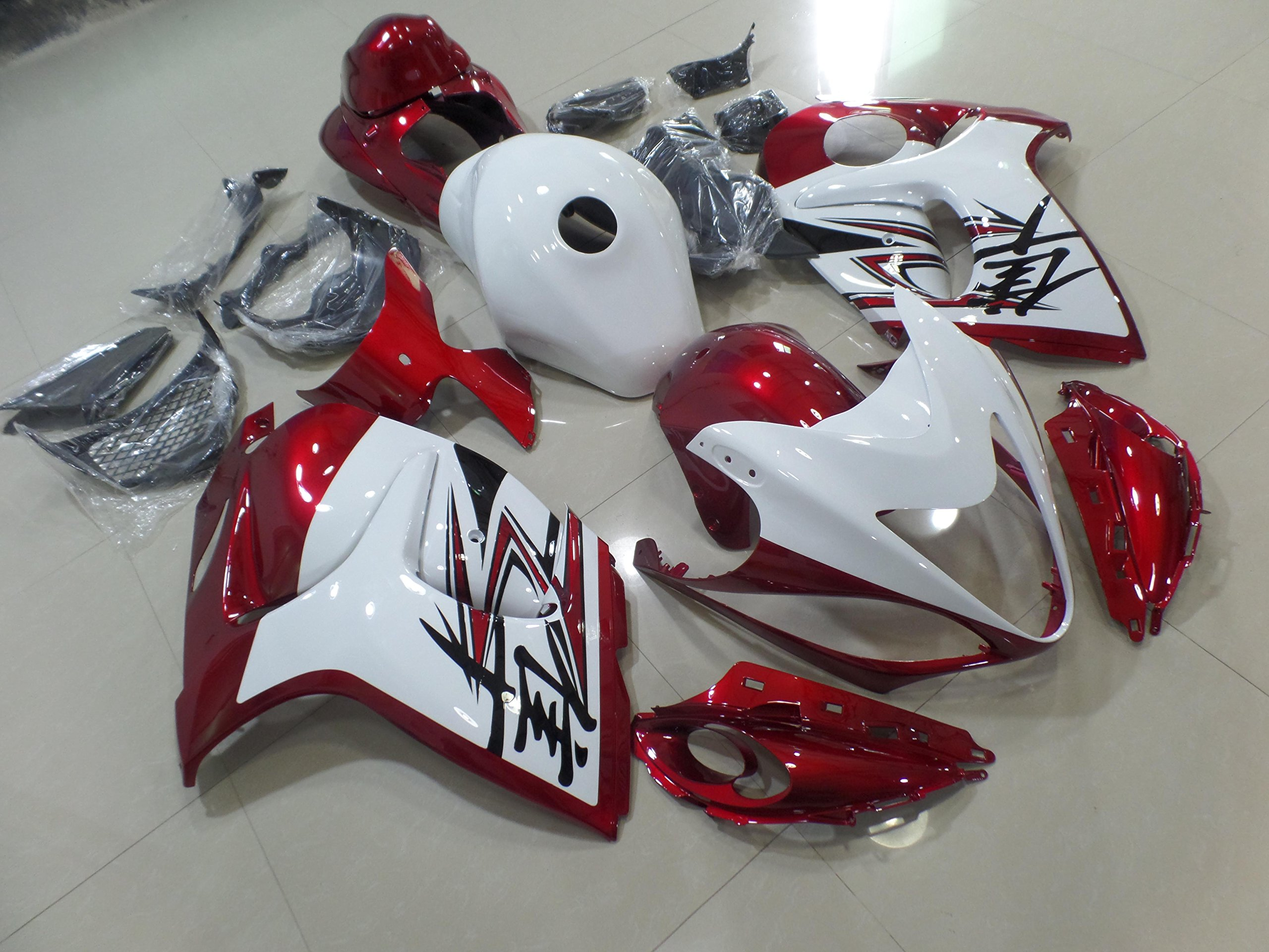 Moto Onfire ABS Injection Fairings Kits Fit for Yamaha YZF-R3//R25 2014 2015 2016