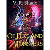 Of Dice And Monsters: A Reverse Harem GameLit Adventure (English Edition)