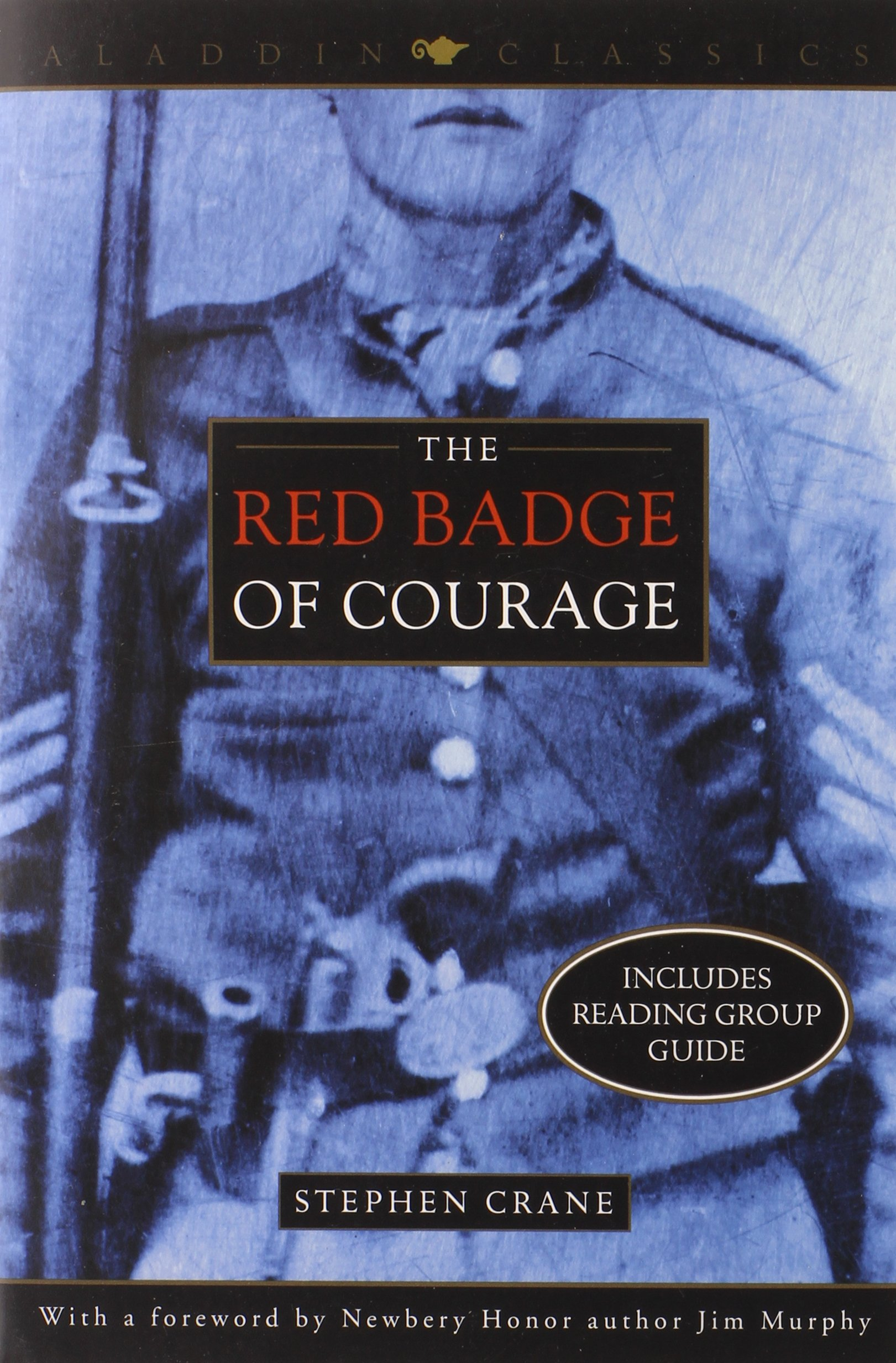 The Red Badge of Courage (Aladdin Classics) ebook