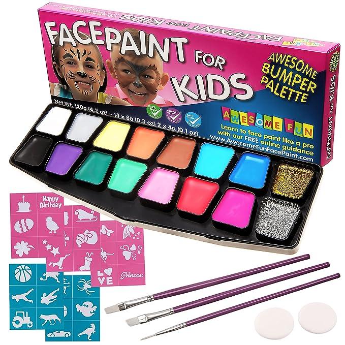 Face Paint Kit For Kids