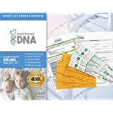 My Forever DNA - Sibling DNA Test Kit 46 DNA (Genetic) Marker Test All Lab Fees & Shipping to Lab