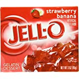 Jell-o(ジェロ)ストロベリーバナナ