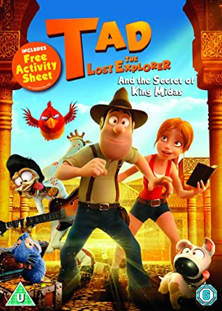Tad, the lost explorer yify subtitles details.