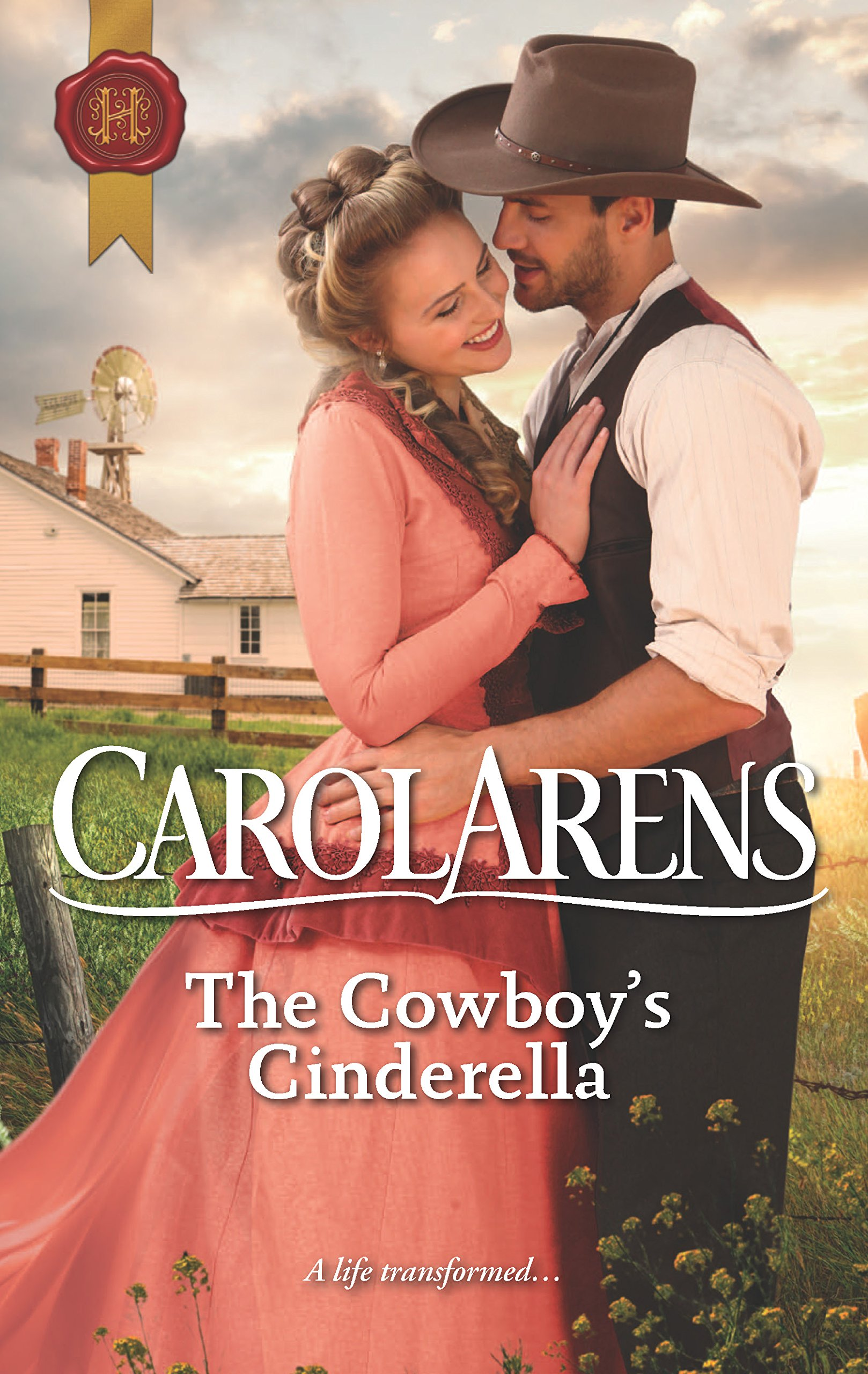 Read Online The Cowboy's Cinderella (Harlequin Historical) pdf epub